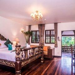 Отель Samui Sense Beach Resort комната для гостей фото 4