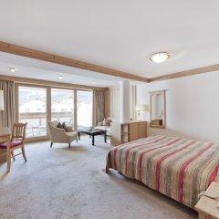 Отель Das Central – Alpine . Luxury . Life комната для гостей фото 8