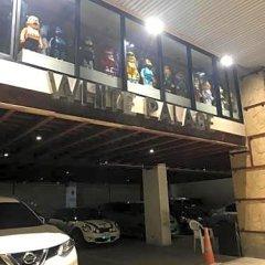 Отель White Palace Bangkok парковка