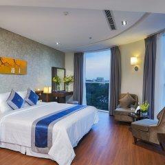 Отель Central Palace Hotel Вьетнам, Хошимин - отзывы, цены и фото номеров - забронировать отель Central Palace Hotel онлайн комната для гостей фото 5