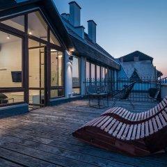 Отель RentPlanet - Apartamenty Ruska Вроцлав балкон