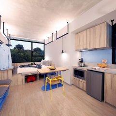 Отель lyf Funan Singapore by Ascott Сингапур в номере