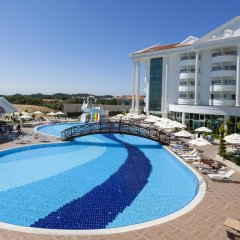 Отель Roma Beach Resort & Spa бассейн фото 3