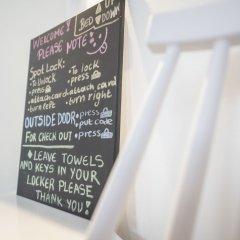 Отель Bedspot Hostel Греция, Остров Санторини - отзывы, цены и фото номеров - забронировать отель Bedspot Hostel онлайн удобства в номере фото 2