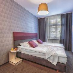 Отель Aurora Residence Польша, Лодзь - отзывы, цены и фото номеров - забронировать отель Aurora Residence онлайн комната для гостей фото 3