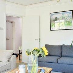 Отель 2 Bedroom Apartment in Belsize Park Великобритания, Лондон - отзывы, цены и фото номеров - забронировать отель 2 Bedroom Apartment in Belsize Park онлайн комната для гостей фото 5