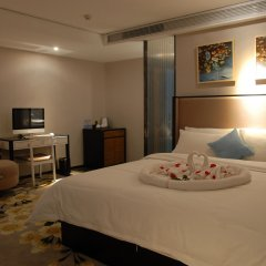 Yingshang Fanghao Hotel сауна