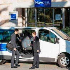 Отель Novotel Arenas-Aeroport Ницца городской автобус