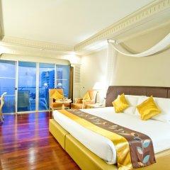 Royal Cliff Grand Hotel комната для гостей