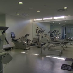 Neptuno Hotel фитнесс-зал