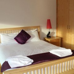 Отель Glasgow Lofts комната для гостей фото 2