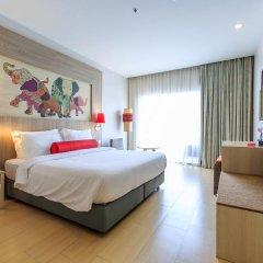 Отель Ramada by Wyndham Phuket Deevana Patong Номер Делюкс с различными типами кроватей
