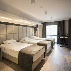 Smart Hotel Izmir комната для гостей
