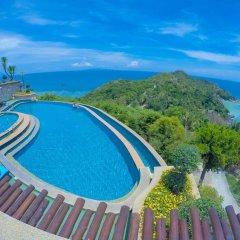 Отель Ko Tao Resort - Sky Zone бассейн