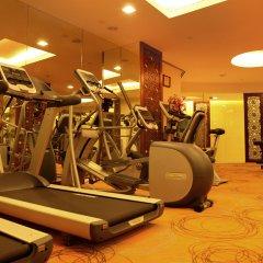 The Metropolitan Hotel and Spa New Delhi in New Delhi, India from 156$, photos, reviews - zenhotels.com fitness facility photo 2
