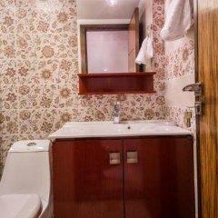 Отель 3 Rooms city center Fes Марокко, Фес - отзывы, цены и фото номеров - забронировать отель 3 Rooms city center Fes онлайн ванная фото 2