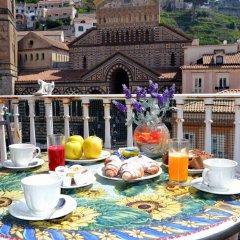 Отель Centrale Amalfi Италия, Амальфи - отзывы, цены и фото номеров - забронировать отель Centrale Amalfi онлайн питание фото 3