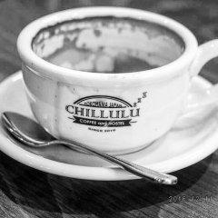Chillulu Coffee & Hostel ванная