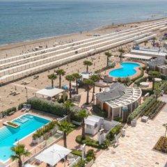 Hotel Commodore пляж фото 2