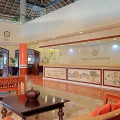 Отель Allegro Playacar Плая-дель-Кармен интерьер отеля