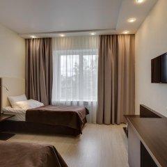 Отель Ладога Петрозаводск комната для гостей фото 4