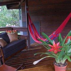 Отель Chachagua Rainforest Ecolodge балкон
