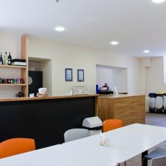 Roma Scout Center - Hostel Рим гостиничный бар