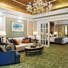 Отель InterContinental Chengdu Global Center комната для гостей фото 5
