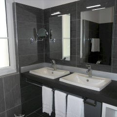 Le Saint Paul Hotel ванная фото 2