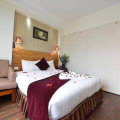 B & B Hanoi Hotel & Travel комната для гостей фото 5