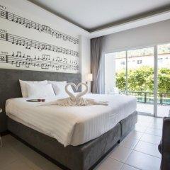 Отель The Melody Phuket 4* Стандартный номер с различными типами кроватей