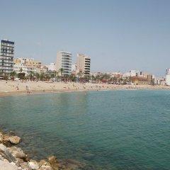 Hotel Nou Casablanca пляж фото 2