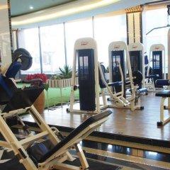 Отель Ktk Regent Suite Паттайя фитнесс-зал фото 2