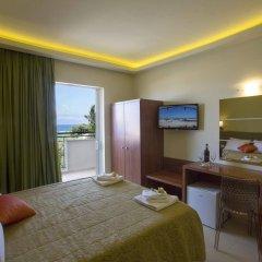 Отель Mareblue Beach Корфу комната для гостей фото 4