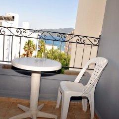 Dena City Hotel Турция, Мармарис - отзывы, цены и фото номеров - забронировать отель Dena City Hotel онлайн балкон