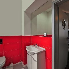 3City Hostel ванная