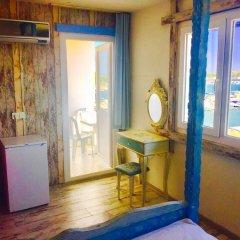 Barba Турция, Урла - отзывы, цены и фото номеров - забронировать отель Barba онлайн удобства в номере фото 2