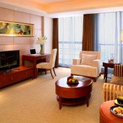 Howard Johnson All Suites Hotel комната для гостей фото 2