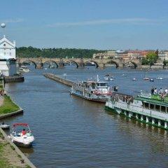 Отель In Prague Чехия, Прага - отзывы, цены и фото номеров - забронировать отель In Prague онлайн приотельная территория