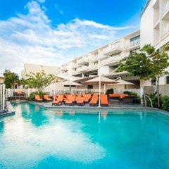 Отель Airlie Beach Эйрли-Бич бассейн фото 2