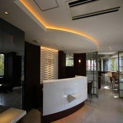 Отель New Gaea Domemae Япония, Фукуока - отзывы, цены и фото номеров - забронировать отель New Gaea Domemae онлайн интерьер отеля