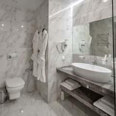 Гостиница Myasnitskiy boutique hotel в Москве 1 отзыв об отеле, цены и фото номеров - забронировать гостиницу Myasnitskiy boutique hotel онлайн Москва ванная фото 5