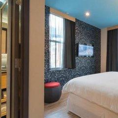 Отель TRYP By Wyndham Times Square South 4* Номер Делюкс с различными типами кроватей фото 9