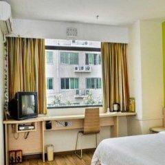 Отель 7 Days Inn (Nanchang Zhanqian West Road Zhongyuan Grand Theater) удобства в номере