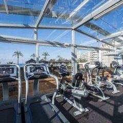 Отель Rosamar & Spa Испания, Льорет-де-Мар - 1 отзыв об отеле, цены и фото номеров - забронировать отель Rosamar & Spa онлайн фитнесс-зал