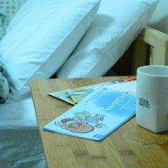 Отель Insadong Hostel Южная Корея, Сеул - 1 отзыв об отеле, цены и фото номеров - забронировать отель Insadong Hostel онлайн спа