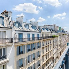 Hotel Gabriel Paris балкон