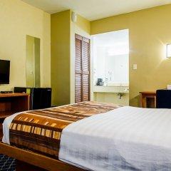 American Inn Hotel & Suites Delicias комната для гостей фото 5