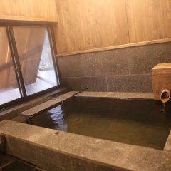 Отель Kurokawa Onsen Ryokan Wakaba Минамиогуни бассейн фото 3