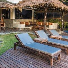 Отель Koh Tao Heights Boutique Villas Таиланд, Остров Тау - отзывы, цены и фото номеров - забронировать отель Koh Tao Heights Boutique Villas онлайн бассейн фото 2